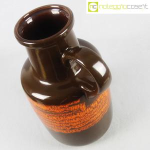 Anfora brocca marrone arancio (3)