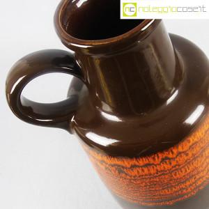 Anfora brocca marrone arancio (4)