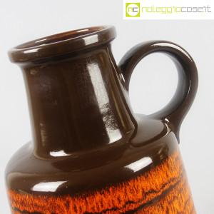Anfora brocca marrone arancio (5)