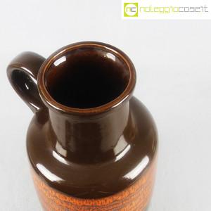 Anfora brocca marrone arancio (6)