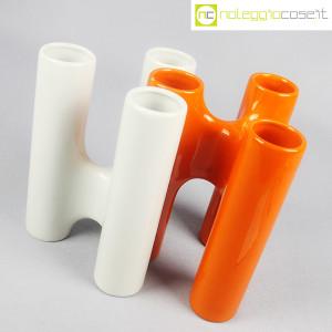 Ceramica componibile bianco arancio (3)
