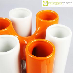 Ceramica componibile bianco arancio (6)