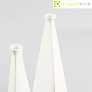 Milesi Ceramiche, coppia vasi a piramide (6)