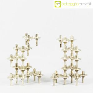 Nagel, porta candele 12 elementi - SET 01, Ceasar Stoffi (2)
