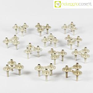 Nagel, porta candele 12 elementi - SET 01, Ceasar Stoffi (5)
