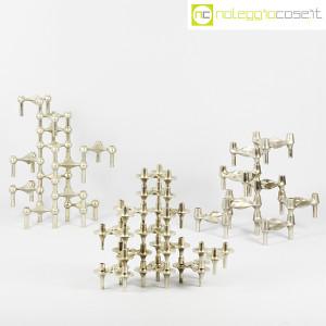 Nagel, porta candele 12 elementi - SET 01, Ceasar Stoffi (9)