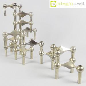 Nagel, porta candele 12 elementi - SET 02, Ceasar Stoffi (2)