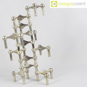 Nagel, porta candele 12 elementi - SET 02, Ceasar Stoffi (3)