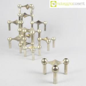 Nagel, porta candele 12 elementi - SET 02, Ceasar Stoffi (5)