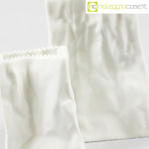 Rosenthal, vasi mod. Bag bianchi, Tapio Wirkkala (5)