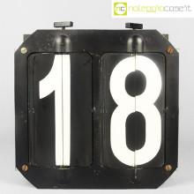 Segna numeri linea tram antica