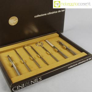 Cini & Nils, set da bar serie Cilindrica, Studio OPI (F. Bettonica, M. Melocchi) (1)