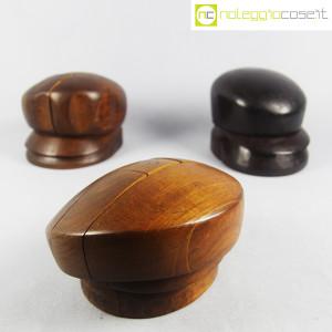 Forme per cappelli in legno componibili (6)