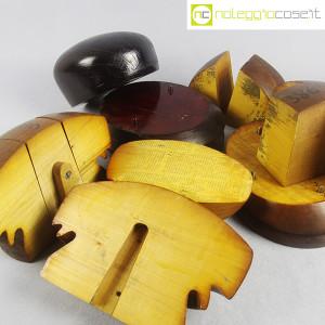 Forme per cappelli in legno componibili (8)