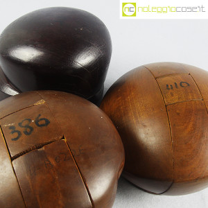 Forme per cappelli in legno componibili (9)