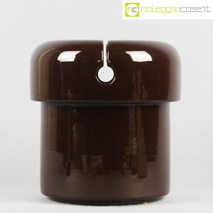 Lineaform Ceramiche, vaso marrone, G. Paolin, M. Rossi (2)
