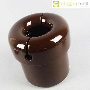 Lineaform Ceramiche, vaso marrone, G. Paolin, M. Rossi (3)
