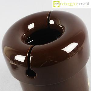 Lineaform Ceramiche, vaso marrone, G. Paolin, M. Rossi (4)
