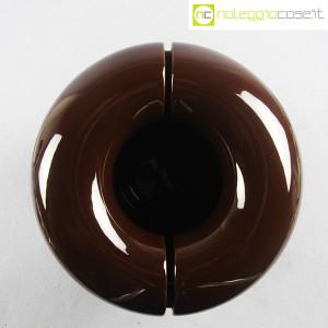 Lineaform Ceramiche, vaso marrone, G. Paolin, M. Rossi (5)