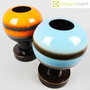 SIC Ceramiche Artistiche, coppia vasi anni '70 (3)