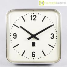 Boselli orologio da muro quadrato '60