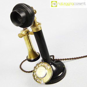 Telefono antichi anni '30 Candlestick (3)