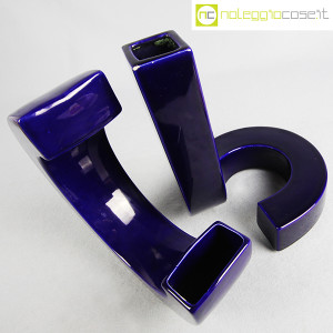 Vasi blu a forma libera (5)