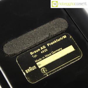 Braun, orologio da tavolo mod. AG 4925, Dietrich Lubs (9)