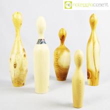 Figure antropomorfe in legno