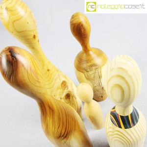 Figure antropomorfe in legno (8)