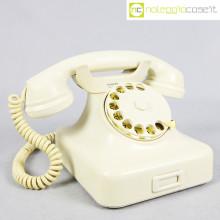 Siemens telefono in bachelite bianco W48