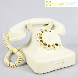 Siemens, telefono in bachelite bianco W48 (1)