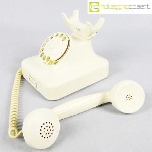 Siemens, telefono in bachelite bianco W48 (3)