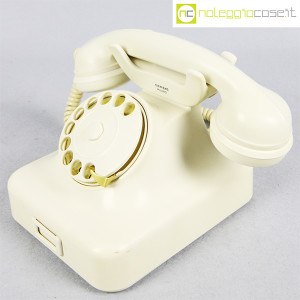 Siemens, telefono in bachelite bianco W48 (6)