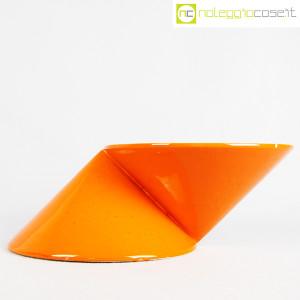 Vaso doppiocono arancione (2)
