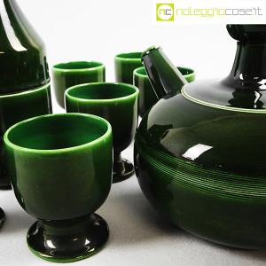 Ceramiche Franco Pozzi, caraffa e brocca con bicchieri, Ambrogio Pozzi (7)