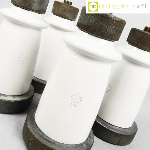 Richard Ginori, isolatori elettrici ceramici (7)