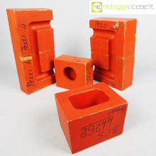 Stampi per fonderia in legno set 01