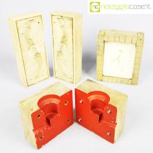 Stampi per fonderia in legno set 03