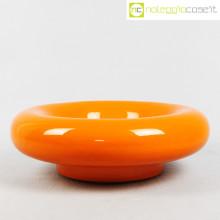 Centrotavola arancione anni '70
