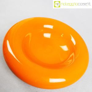 Centrotavola arancione anni '70 (3)