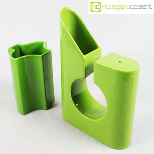 Coppia di vasi verdi (3)