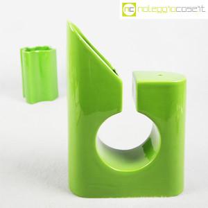 Coppia di vasi verdi (5)