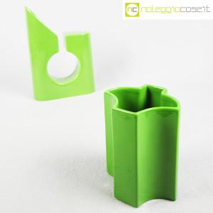 Coppia di vasi verdi (6)