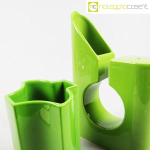 Coppia di vasi verdi (7)