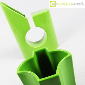 Coppia di vasi verdi (9)