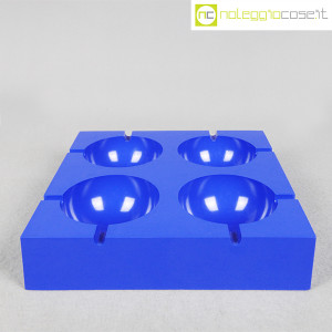 Olivetti, posacenere blu, Giorgio Soavi (2)