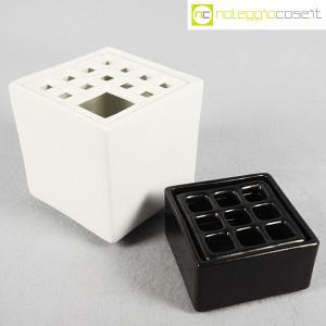 Scatole in ceramica nero-bianco (1)