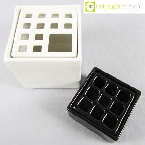 Scatole in ceramica nero-bianco (4)
