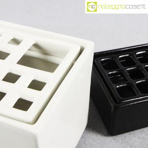 Scatole in ceramica nero-bianco (6)